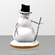 Bonhomme_de_neige.obj