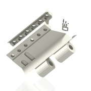 G36 Receiver Picatinny Mount Adapter