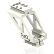 Top and Bottom Rails for G17 G18 G19 M&P40 M&P9