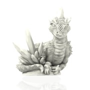 Crystal Dragon 54mm