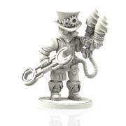 Steampunk Mechanic Male Standard
