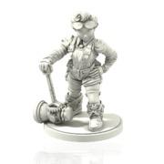 Steampunk Mechanic Female