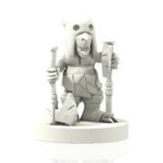 Goblin Axeman 25mm