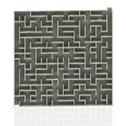 Maze saucer