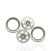 1.9 12mm hex adjustable offset rim package