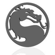 Dragon applique