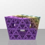 40vert_{Antiprism,4}4_menger_cubeLevel3scale4Pastel.ply