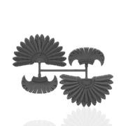 CENTURIO PLUMES 4 AND 5 X2