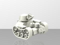 Tank D