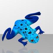 Frog Blue