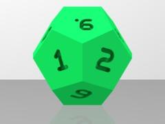 Forme géométrique 3D