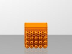 SANKAKKEI 64-Tetrahedron Cube half-pack #Color #M-size