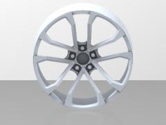 Camaro SSX Wheel