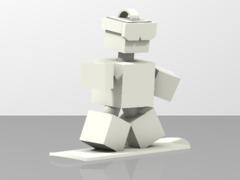 2103.Cube.Snowboard.keychain