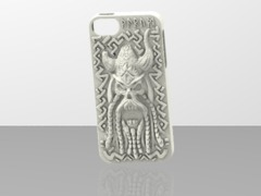 Iphon 5 Viking Skull Case