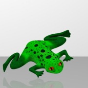 Frog Green