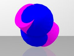 Cylinderintersects2spheres