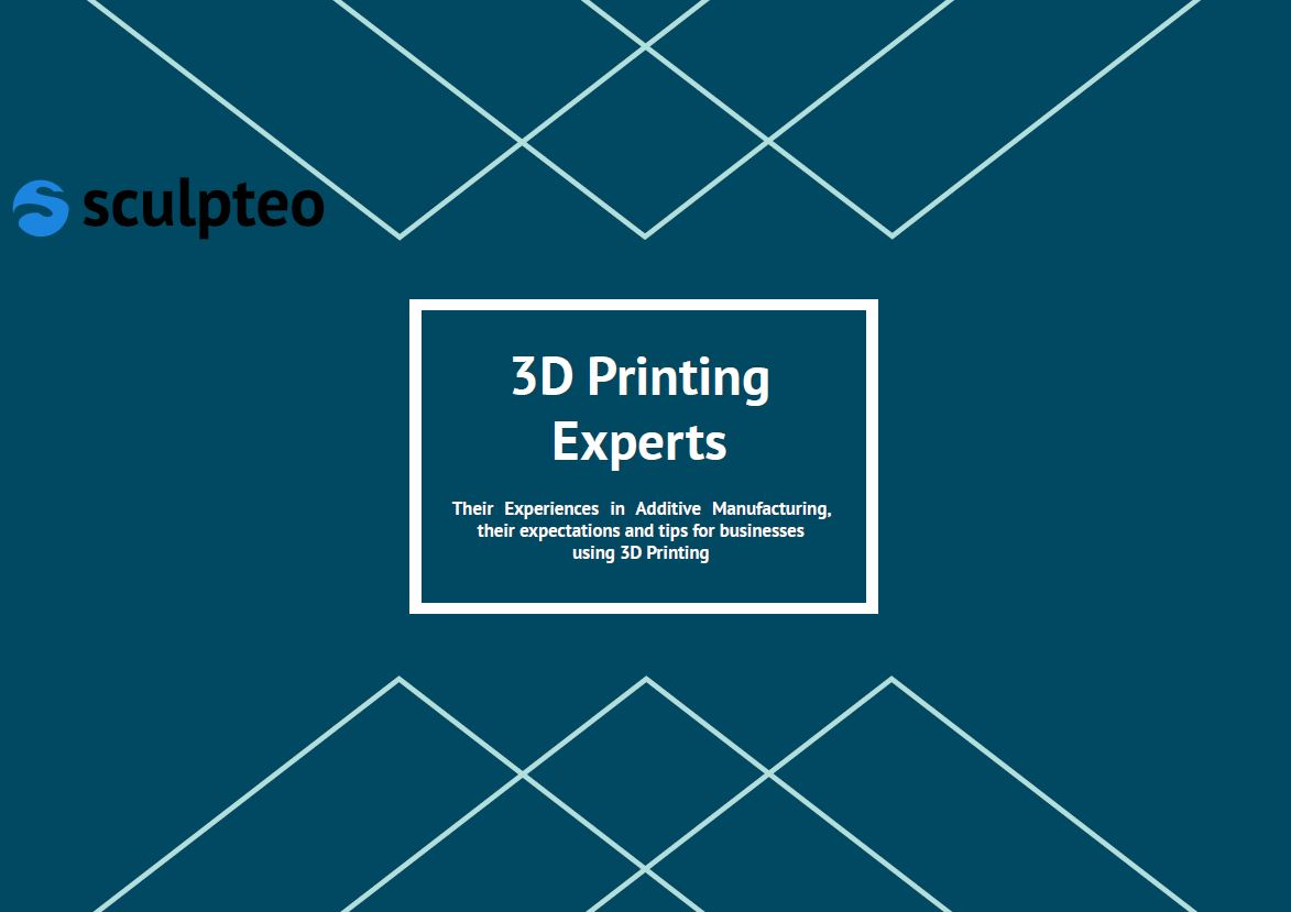 Discover their experiences regarding Additive Manufacturing, their expectations on the future of 3D printing and their tips for businesses using this technology.