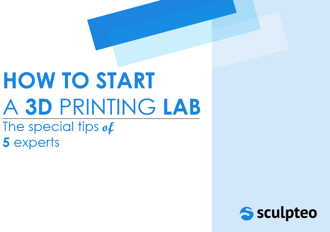 How to start a 3D Printing Lab