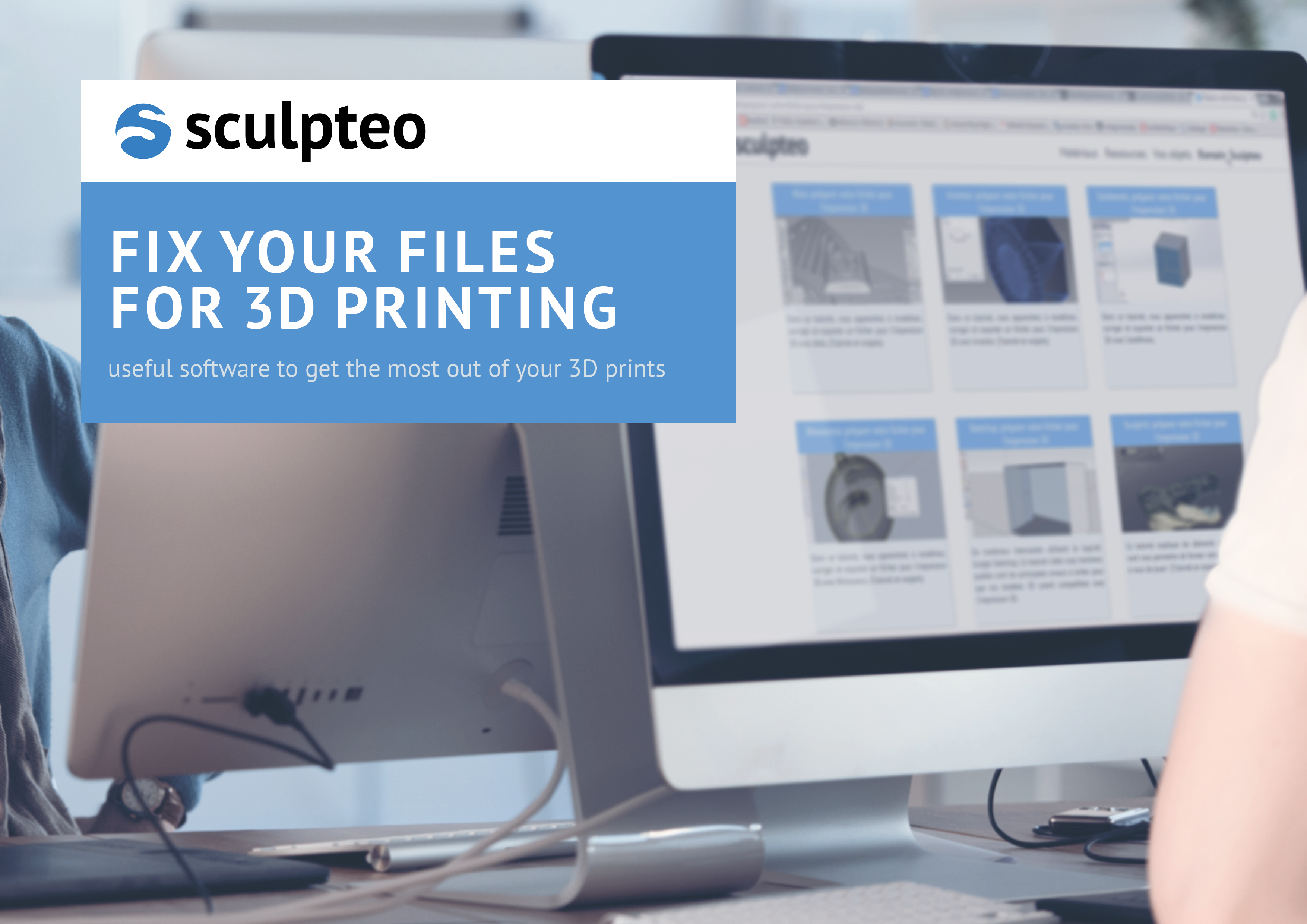 Get started with the best free tools to repair your 3D files