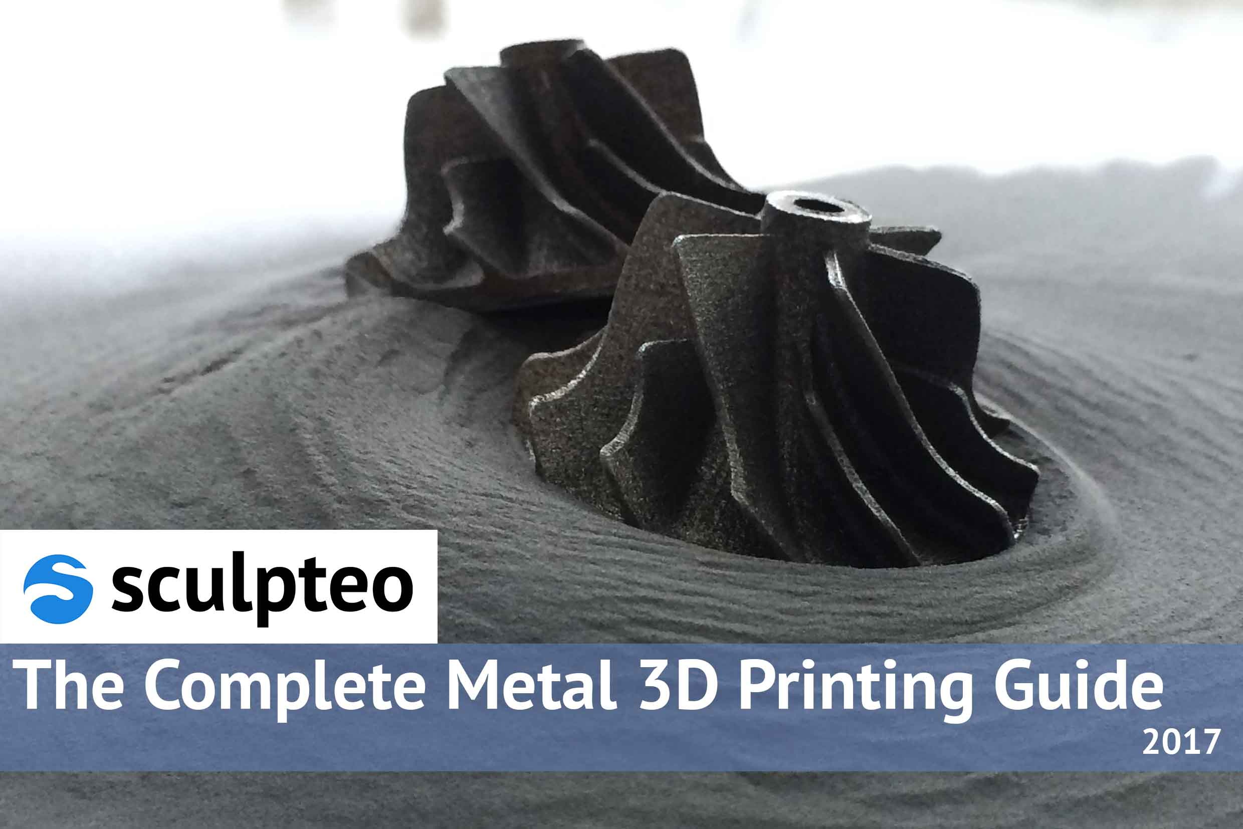 Learn more about the technologies and techniques behind metal 3D printing, the state of the market and Sculpteo's new Agile Metal Technology suite for metal 3D printing.
