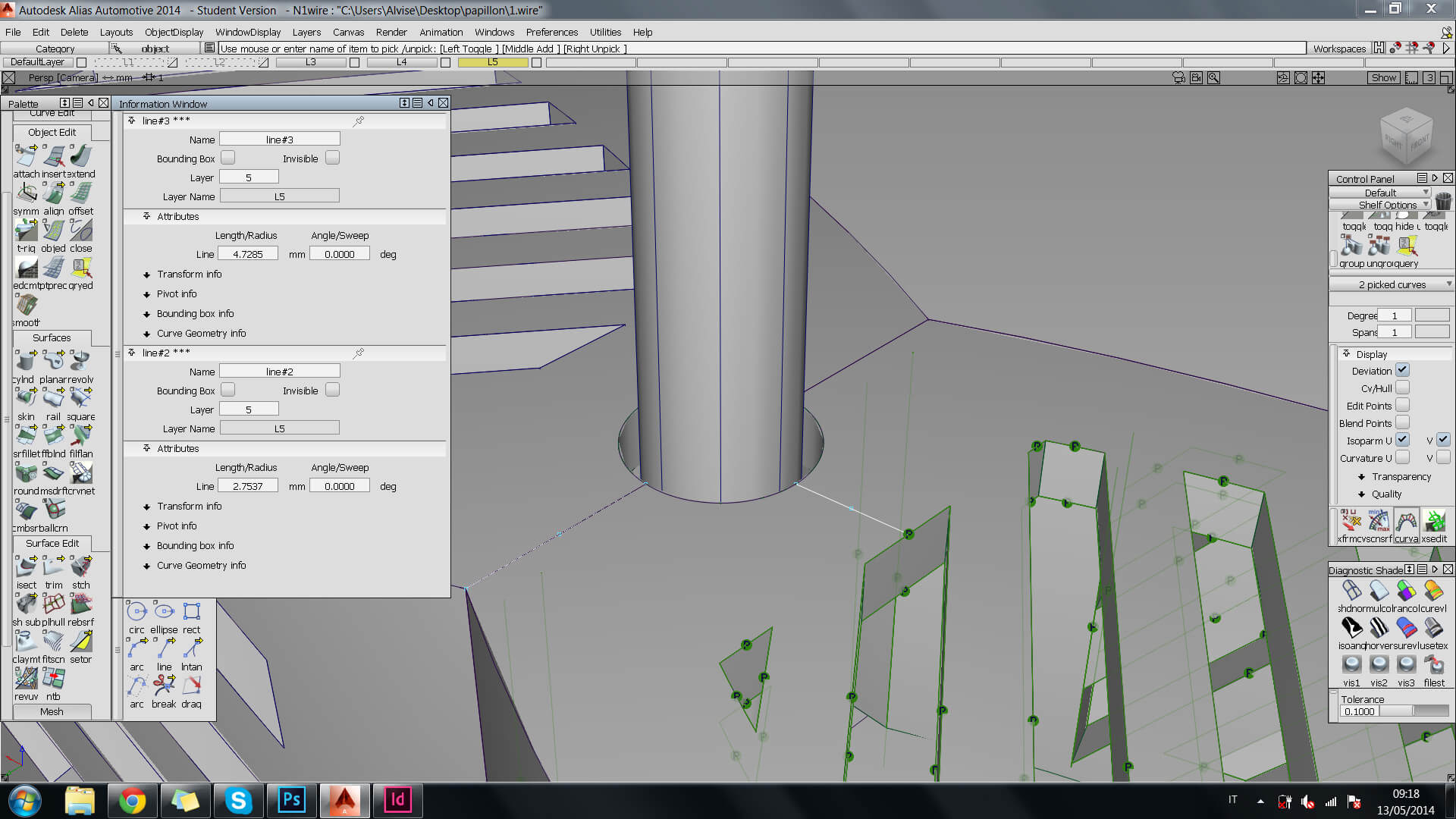 Autodesk Alias Tutorial: 3D Modeling for 3D printing with