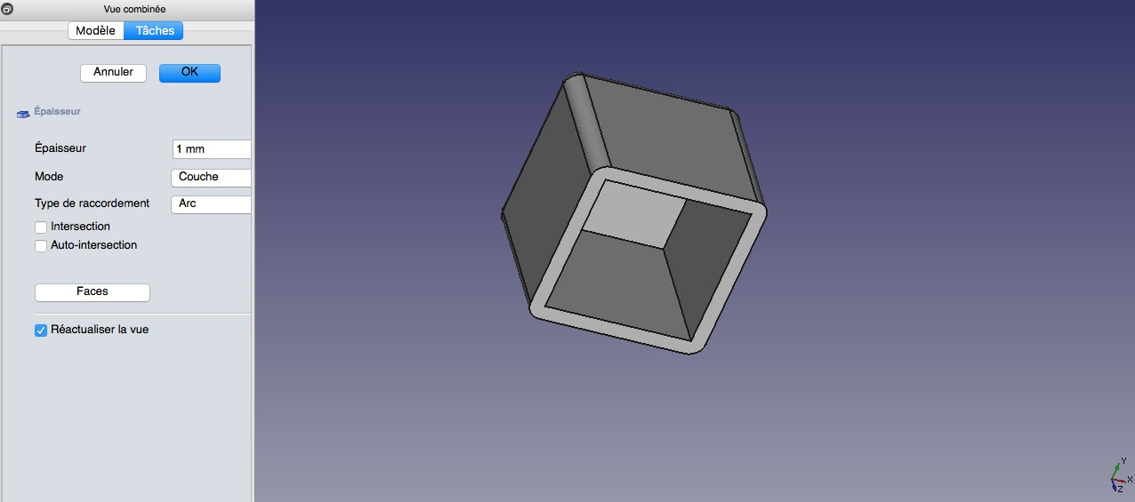 FreeCAD tutorial: 3D Modeling for 3D printing with FreeCAD