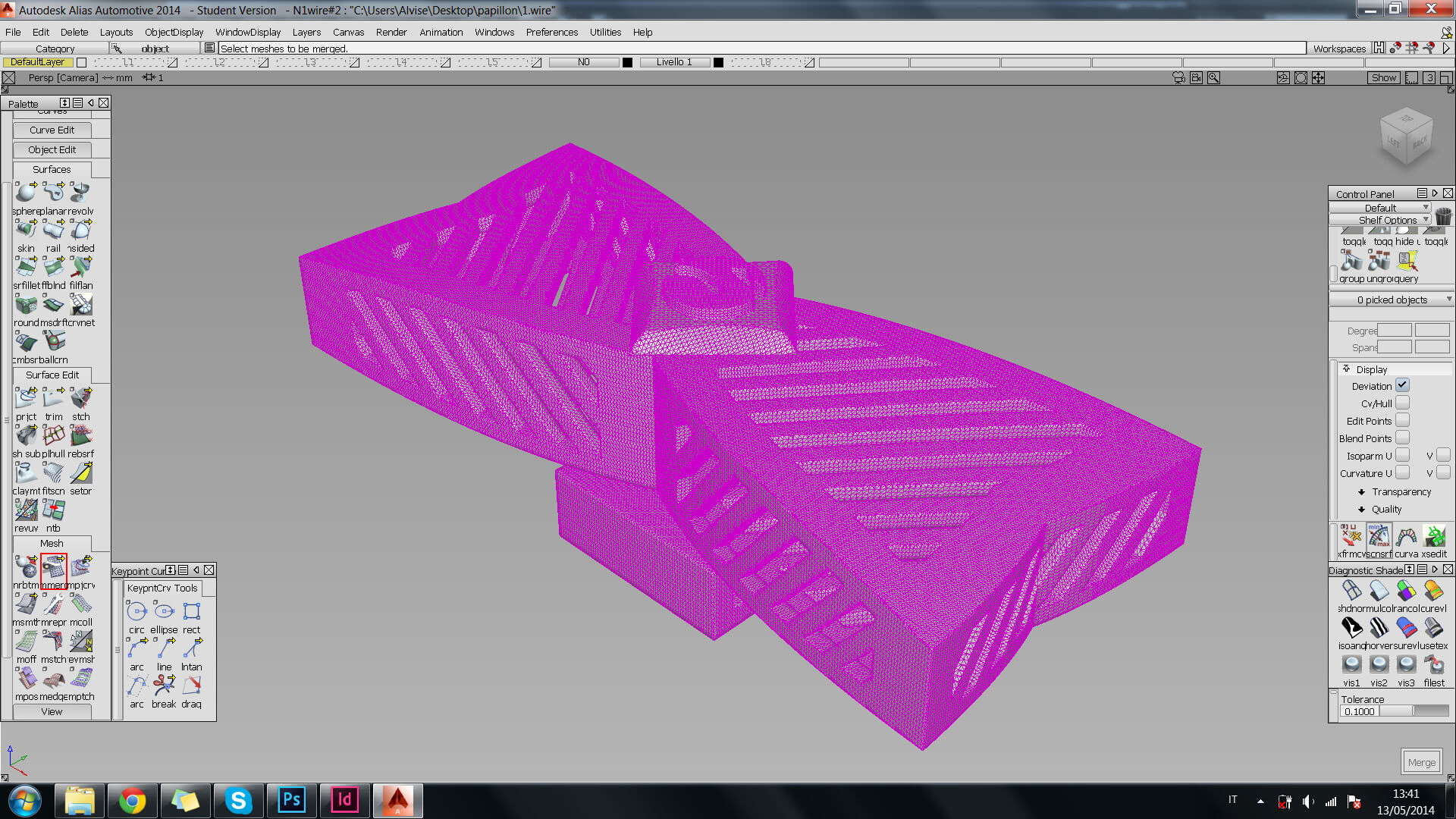 alias tutorial Alias tutorial for 3d printing prepare your model for 3d printing: learn how to create, analyze, export and correct your 3d models.