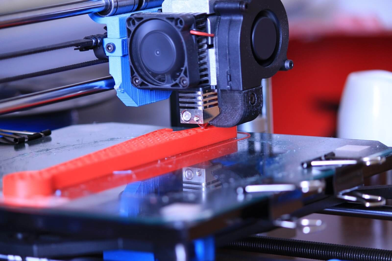 ABS Plastic Material for 3D Printing: FDM Thermoplastic Material