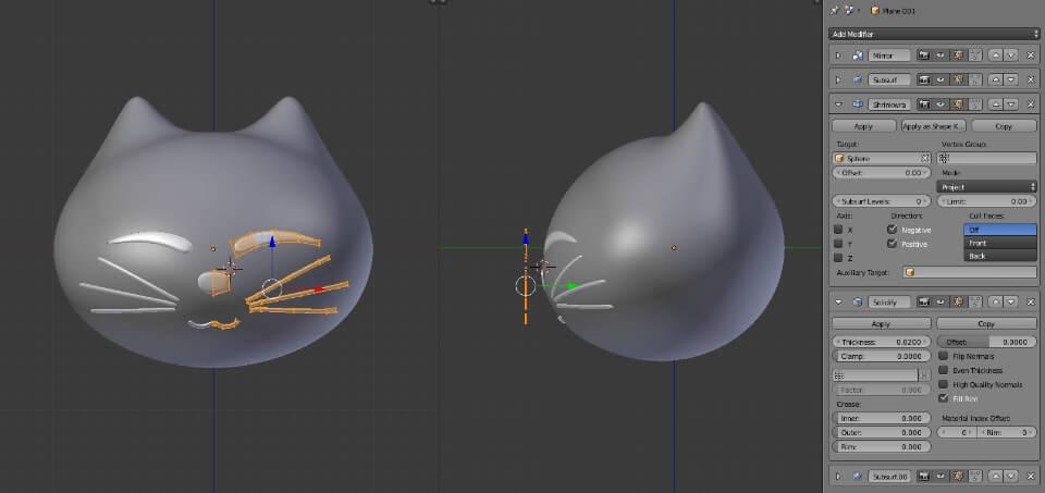 Blender Tutorial: 3D Modeling for 3D printing with Blender