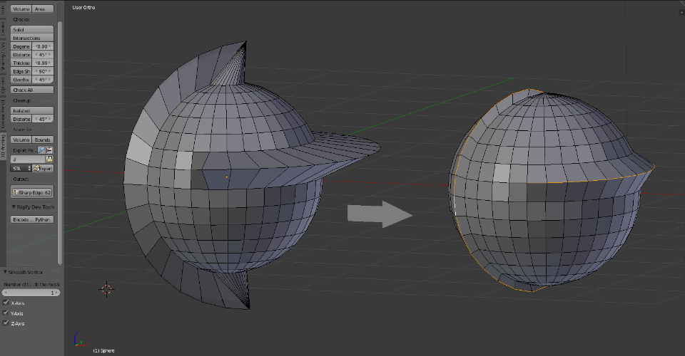 Blender tutorial image