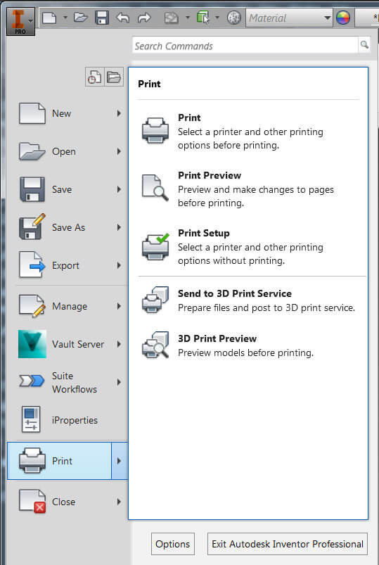 Autodesk Inventor Tutorial: Analyse and Export for 3D Printing