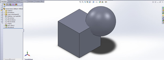 CAD Modeling in SolidWorks