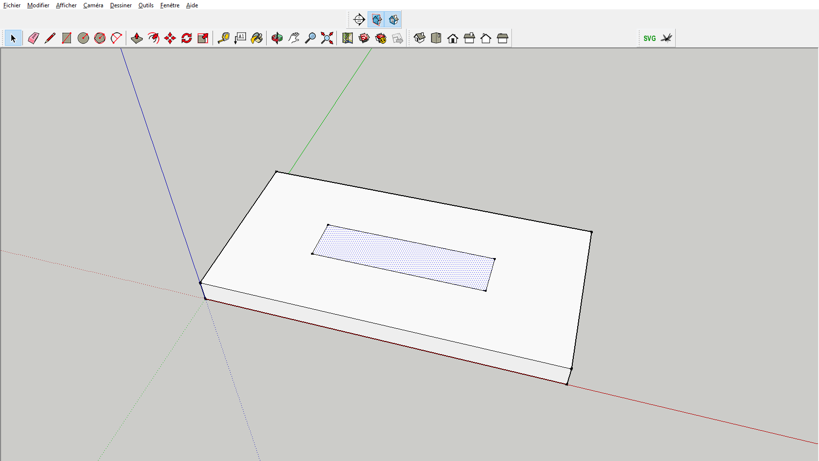Laser Cutting with Sketchup: manage and export 2D files