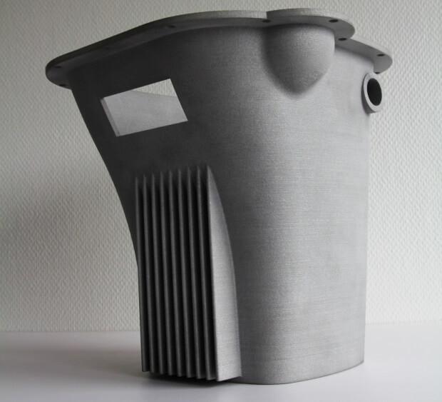 3D Printed Gear Box Carter