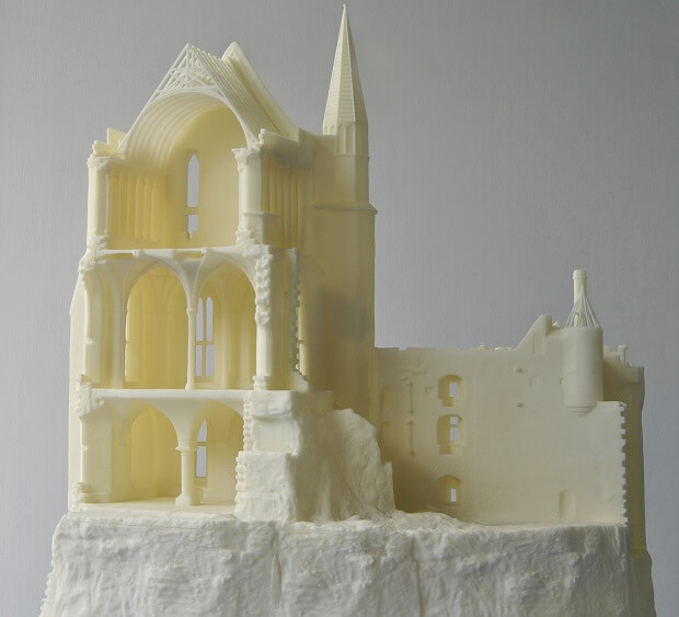 Impression D  Maquettes DArchitecture Et De Construction