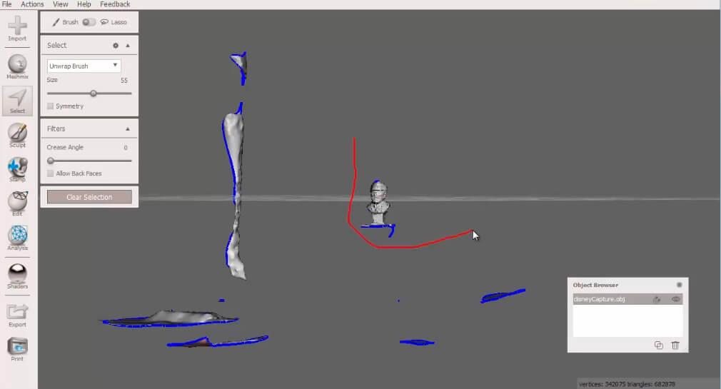 Los errores a evitar en el diseño para la impresión 3D en MeshMixer