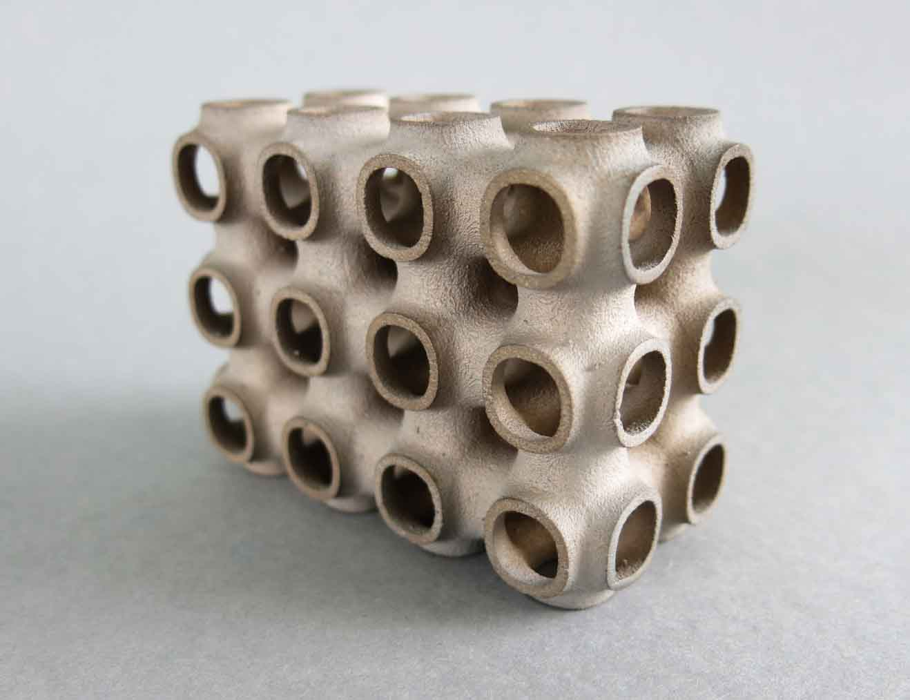 binder jetting metal technology for 3d printing