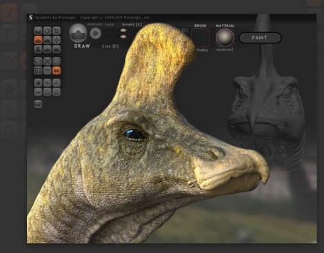 Sculptris : 3D Modeling Software