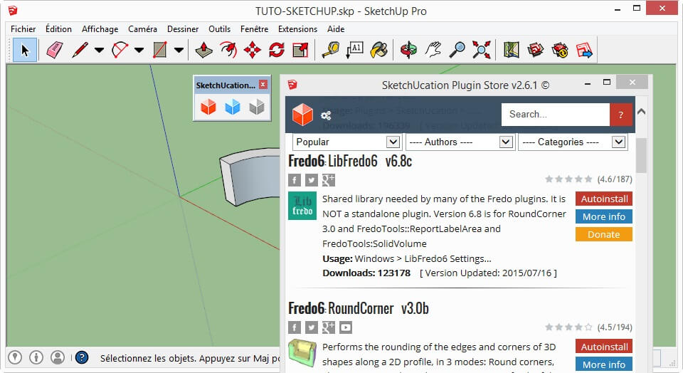 Sketchup Tutorial: 3D Modeling for 3D printing with Sketchup