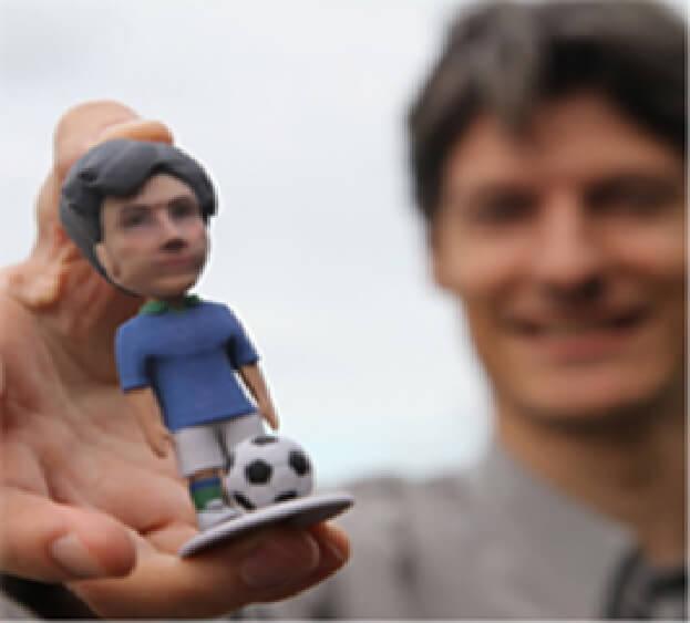 Avatar imprimé en 3D