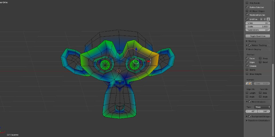 Blender 3d Modeling Software