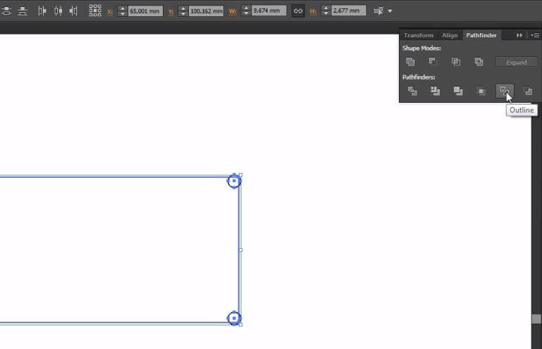 Laser Cutting with Illustrator: prepare texts and embedding