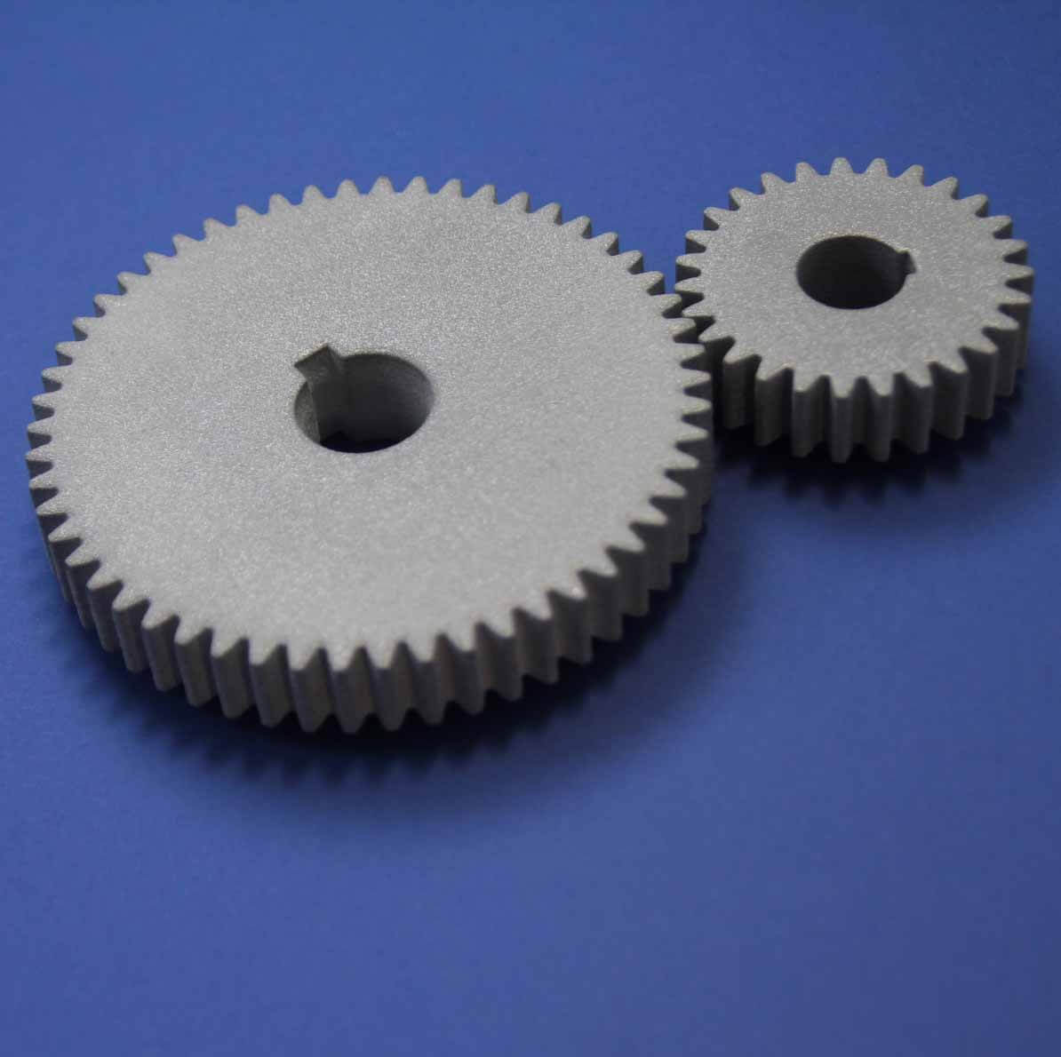 3d printing alumide object product gear