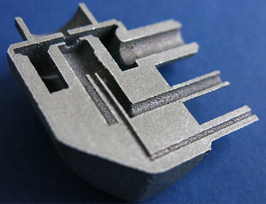 SLM Metal Technology for 3D Printing