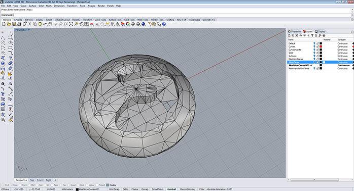Rhino non manifold edges analysis