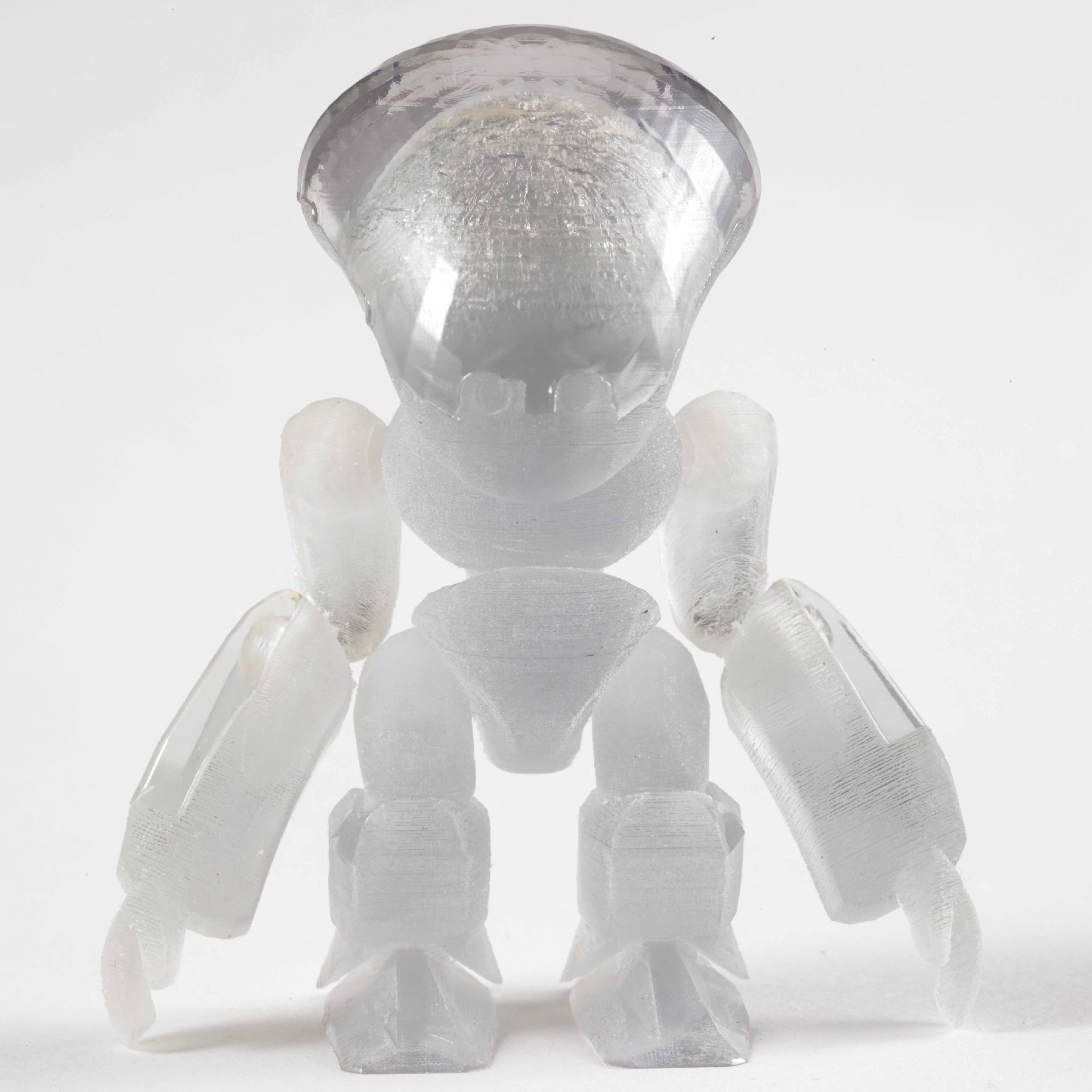 3d printing object product robot resin