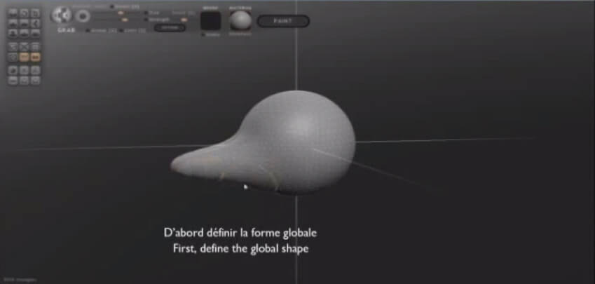 Tutorial de Sculptris para la impresión en 3D