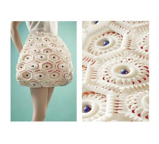 3D Printing in Textile Industry: Clothes and Textile