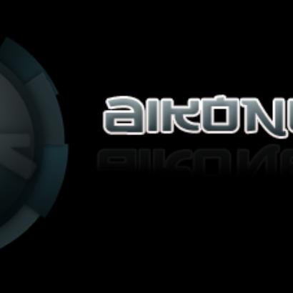 Logo Aikone Soft mobil